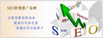 SEO营销推广站群